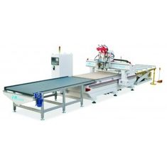 China furniture making machine /Reliable Automatic Furniture Making Machine With Auto Loading / Unloading System supplier